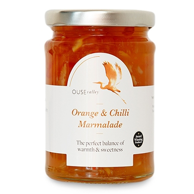 Ouse Valley Orange & Chilli Marmalade