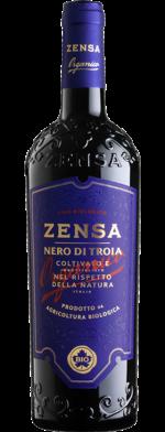 Nero di Troia Puglia Organic Zensa Italy