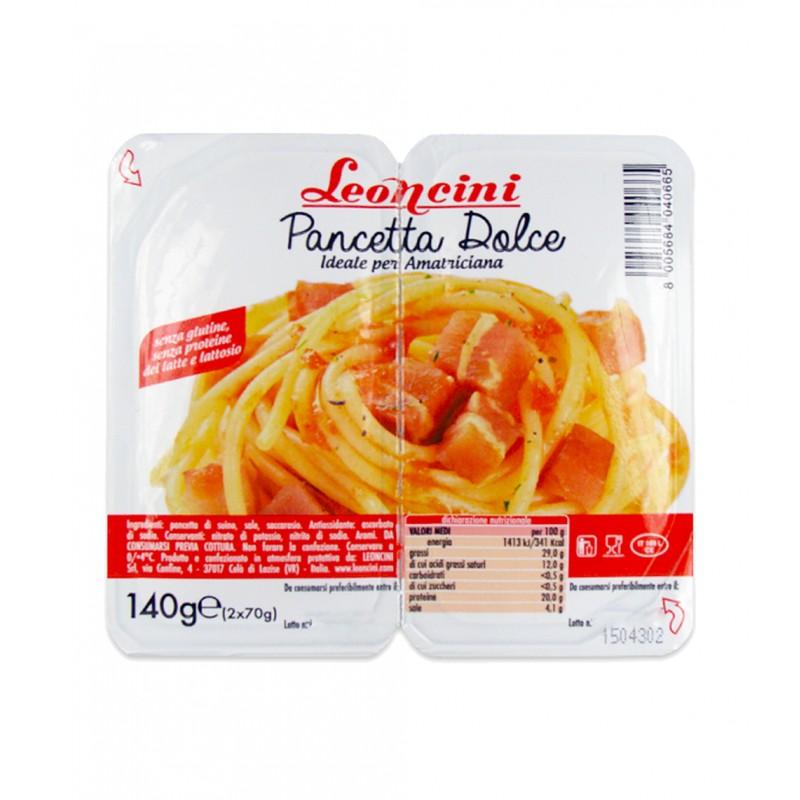 Leoncini Pancetta Cubetti Dolce