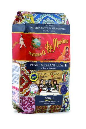 Pasta Di Martino Penne Rigate Mezzane D&G