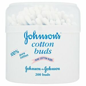 Johnson & Johnson Cotton Buds (x200)