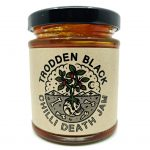 Trodden Black Chilli Pineapple Jam