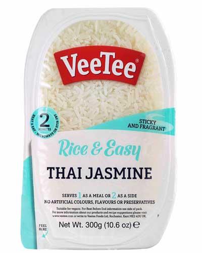 VeeTee Rice & Easy - Thai Jasmine