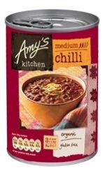 Amys Organic Medium Chilli 416g
