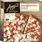 Amys Margherita Pizza 369g