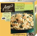 Amys Gluten Free Three Cheese Kale Bake 241g