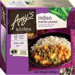 Amys Gluten Free Indian Mattar Paneer 283g