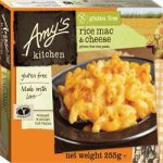 Amys Gluten Free Rice Mac & Cheese 255g