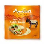 Amaizin Organic Tortilla Wraps 240g