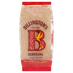 Billingtons Demerara Sugar 500g