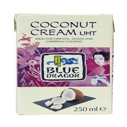 Blue Dragon Coconut Cream 250ml
