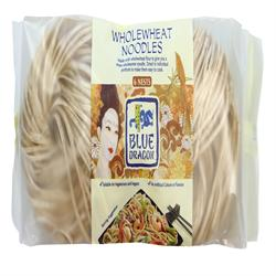 Blue Dragon Wholewheat Noodle Nests 300g