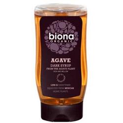 Biona Agave Dark Syrup Organic 250g