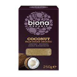 Biona Coconut Palm Sugar 250g