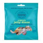 Biona Organic Jelly Dinos - Vegan 75g