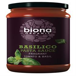 Biona Organic Basilico - Tomato & Basil Pasta Sauce 350g