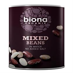 Biona Organic Mixed Beans 400g