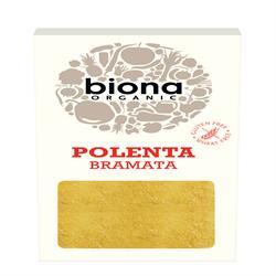Biona Organic Polenta 500g