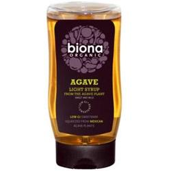 Biona Agave Light Syrup Organic 250g