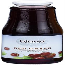 Biona Organic Red Grape Juice Pressed 1000ml