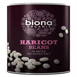 Biona Organic Haricot Beans 400g