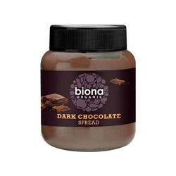 Biona Dark Chocolate Spread Organic -Vegan 350g