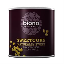 Biona Organic Sweetcorn