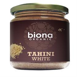 Biona Organic Tahini White No Salt 170g