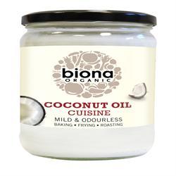 Biona Organic Odourless Coconut Oil 610ml