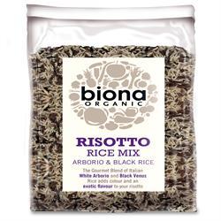 Biona Organic Risotto Rice Mix 500g