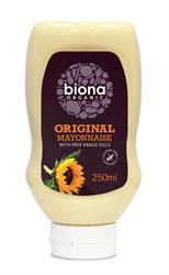 Biona Biona Organic Original Mayonnaise Squeezy 250ml