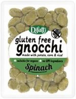 Difatti Gluten Free Spinach Gnocchi 250g
