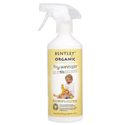 Bentley Organic Kids Toy Sanitizer 500ml