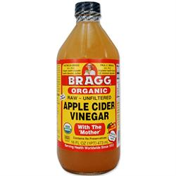 Bragg Braggs Organic LARGE Apple Cider Vinegar