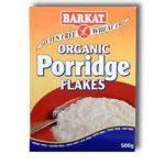 Barkat Organic Porridge 500g