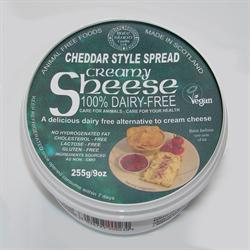 Bute Island Cheddar Style Spread Creamy Sheese 255g