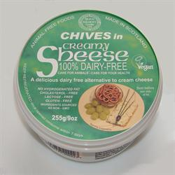 Bute Island Chive Creamy Sheese 255g