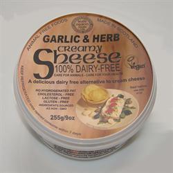 Bute Island Garlic & Herb Creamy Sheese 255g