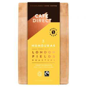 Cafedirect Honduras Organic Coffee Beans 200g