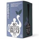 Clipper Organic Decaffeinated Tea 40 Bags