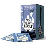 Clipper Fairtrade Organic Everyday Decaf Tea 25 Envelopes