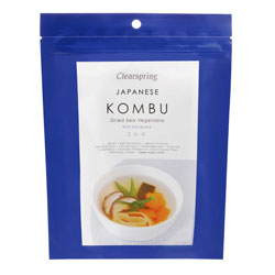 Clearspring Kombu Sea Vegetable Japanese 50g