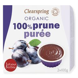 Clearspring Organic 100% Prune Puree 200g