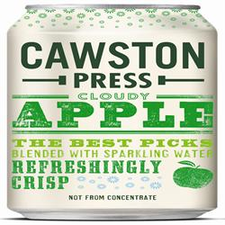 Cawston Press Sparkling Cloudy Apple - Can 330ml