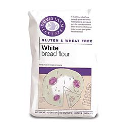 Doves Farm Gluten Free White Bread Flour 1000g