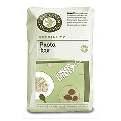 Doves Farm Organic Pasta Flour 1000g