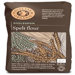 Doves Farm Organic Spelt Wholemeal Flour 1000g