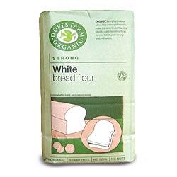 Doves Farm Organic Strong White Bread Flour 1500g