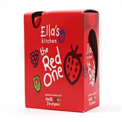 Ellas Kitchen Smoothie Fruits - Red One - Multipack 5x90g