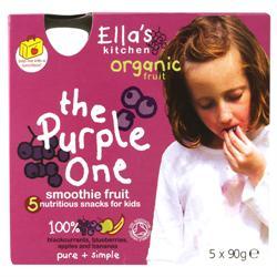 Ellas Kitchen Smoothie Fruits - Purple One - Multipack 5x90g